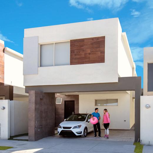 Foto de casa en venta modelo Bari en Lenna Residencial en Saltillo, Coahuila.